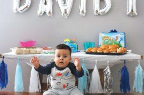 5 básicos para celebrar el primer cumpleaños de tu bebé